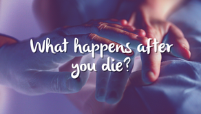 What Happens After You Die?— WTFF Podcast Episode 37