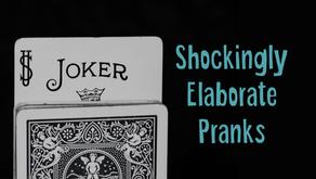 Shockingly Elaborate Pranks — WTFF  Podcast Episode 31