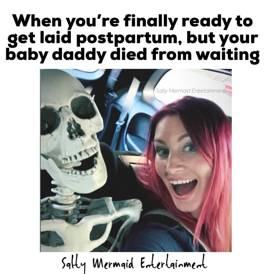 Died From Waiting to Get Laid