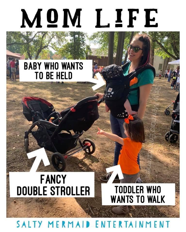 Mom Life Stroller