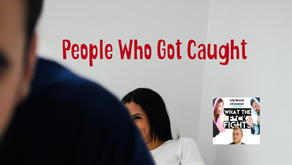 People Who Got Caught - What the F*ck Fights Podcast Episode 25