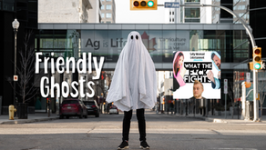 Friendly Ghosts - What the F*ck Fights Podcast Episode 26