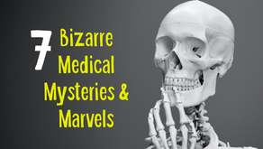 7 Bizarre Medical Mysteries (Podcast Episode 03)