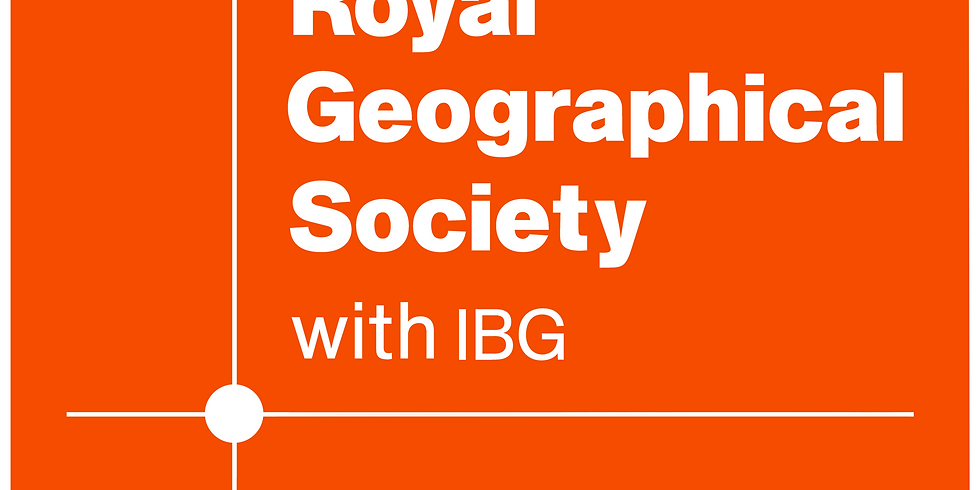 RGS-IBG Annual Conference