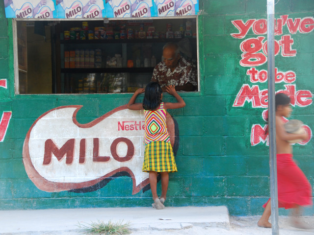 """""""Some members have gone on to operate small canteens, selling food packs and cutting grass. These never used to happen before. Everyone was working, there was no time for these micro businesses..."""" [Interview – Fijian male]"""