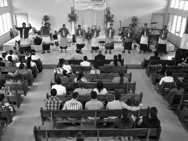 """""""More people coming to church, more people attending village meetings, greater sense of community."""" [Interview – Fijian male]"""