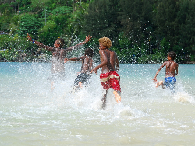 """""""At the beginning of this, just seeing [the] beach just completely dead, you're like: 'What are we without these people [tourists]?' ...And then over time you see the locals taking their families to the beach, you know, people are spending time with their families and stuff."""" [Interview – Cook Islands male]"""
