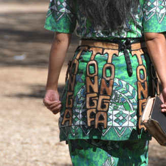 """""""I think a lot of people turned spiritual. I've never seen these people go to church in the past. And now you see them dressed up on Sunday mornings heading down to the church."""" [Interview – Cook Islands male]"""