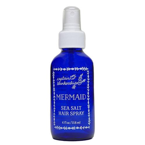 Mermaid Sea Salt Hair Spray 4oz
