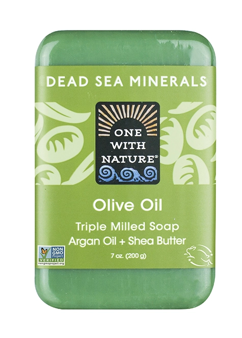 One With Nature Olive Oil Soap