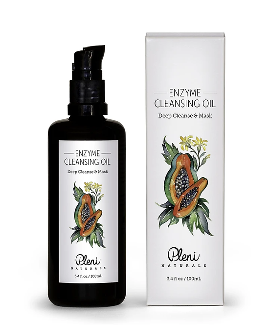 Pleni Naturals Enzyme Cleansing Oil
