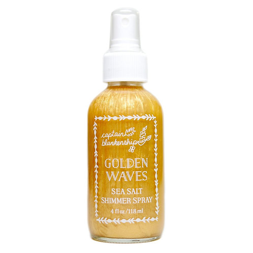 Golden Waves Sea Salt Shimmer Spray Travel size