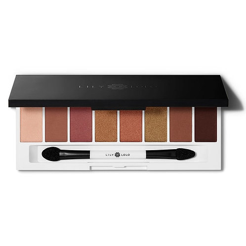 Lily Lolo Golden Hour Eye Palette