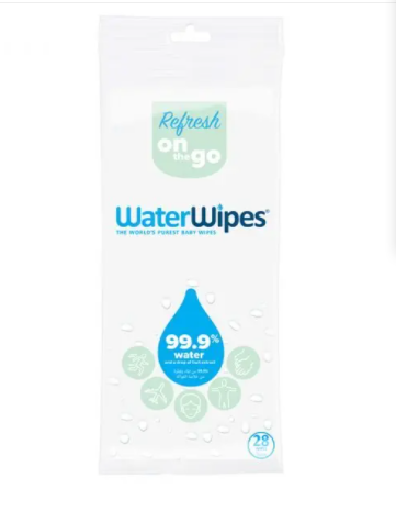 Water Wipes Travel Size