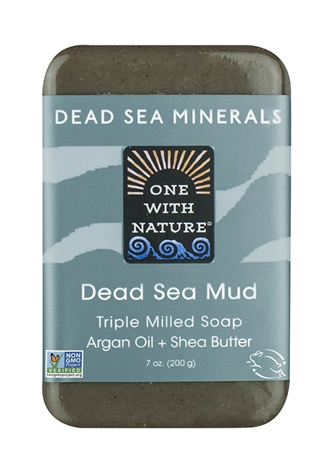 One With Nature Mud Soap