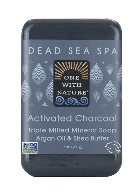 One With Nature Activated Charcoal