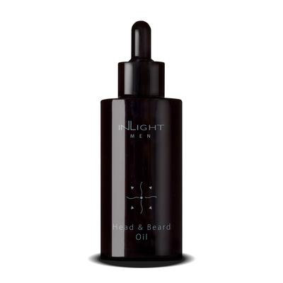 Inlight Head & Beard Oil for Men