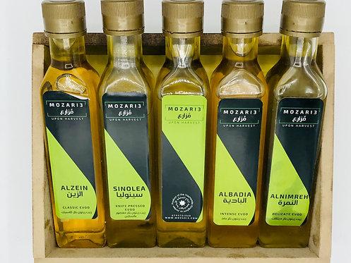 Mozari3 AlZein Olive Oil