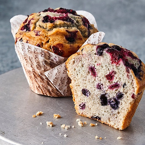 Mixed Berry Muffins (x10)