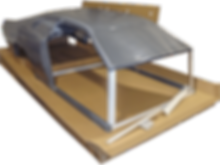 © Innovative Enterprise, Inc. Crate Pack for Race Car Body  Export