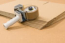 © Innovative Enterprise, Inc. Tape Dispenser and Carton