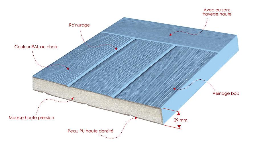 wood ecoconcept fabricant de volets isolants le produit. Black Bedroom Furniture Sets. Home Design Ideas