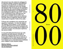 Le droit des objets / Pierre Giner p.6/7