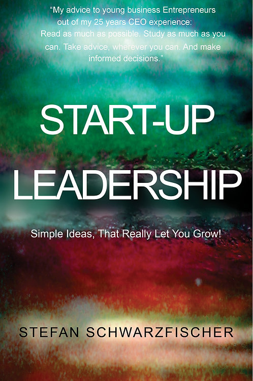 Start-Up Leadership Book as pdf