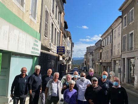 L'équipe senior des 9 trous de Las Martines s'exporte bien !