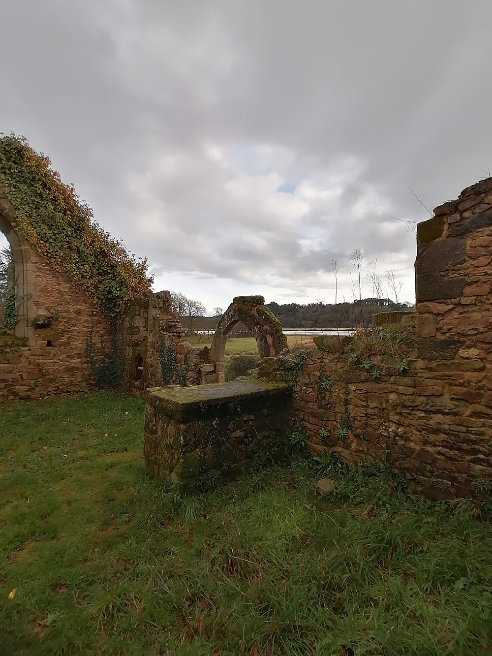 chapelle Sainte Cado Beganne