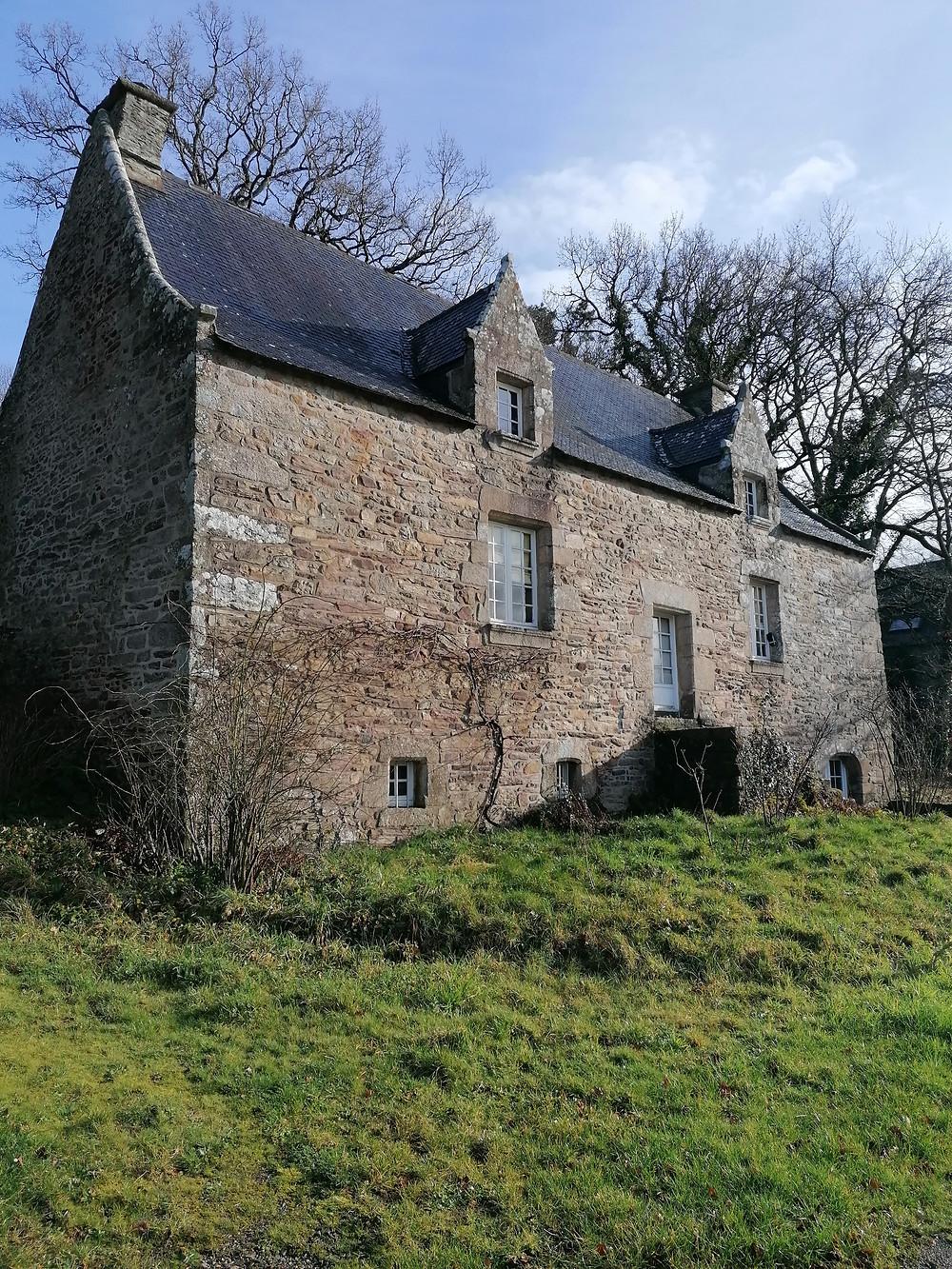 Maison des Douaniers Beganne Les Alliers