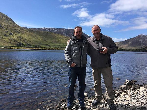 Eric et Pascal Connemara