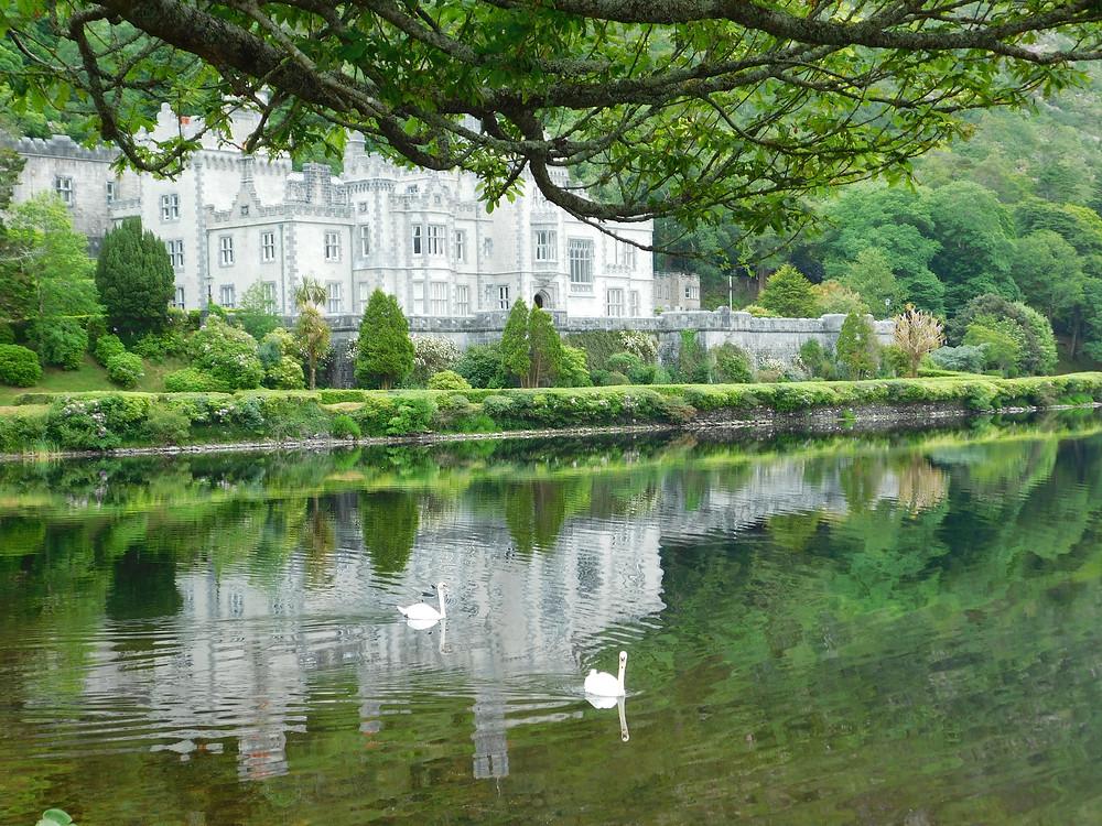 Kylemore Abbaye, Connemara, Une Bouffee d'Eire