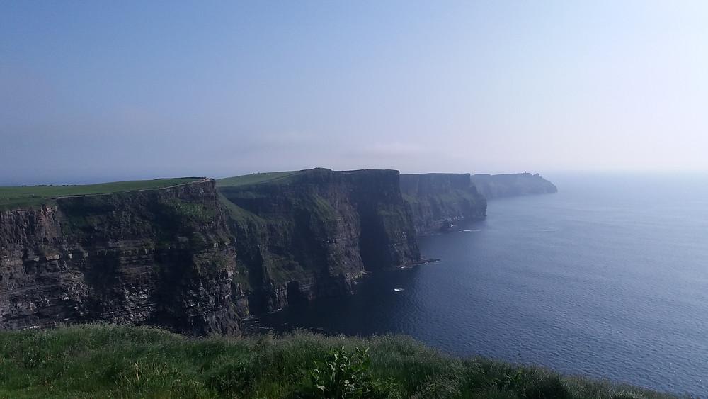 Irlande, Falaise de Moher