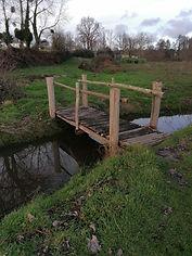 Pont marais de vilaine Beganne
