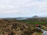 Balade au Diamon Hill Connemara