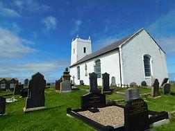 Ballintoy church Une Bouffée d'Eire