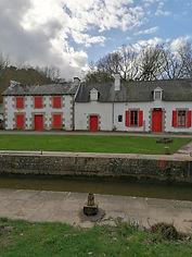 Maison de l'ecluse La Née Peillac
