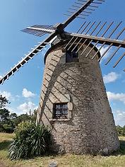 Moulins de St Jacut les Pins