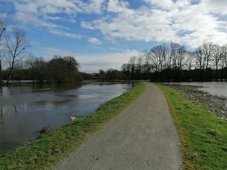 Le Canal de l'Oust, Peillac