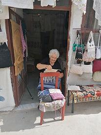 Brodeuse Fodele, Crete