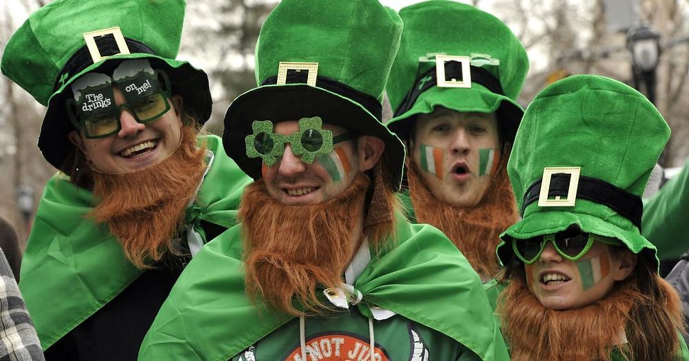 Irlande, St Patrick, Fête
