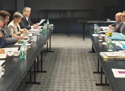 Lundi 09/09/2019 : rencontre entre l'ARS de Normandie et les parlementaires Eurois