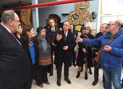 Inauguration de la Maison France Services à Gaillon