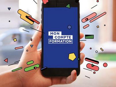 """Lancement de l'application """"MonCompteFormation"""" : le nouveau service public de la form"""