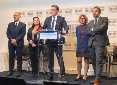 22 octobre : lancement de la commission d'enquête parlementaire suite au drame de la Préfecture