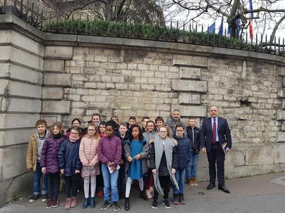 Parlement des enfants 2019