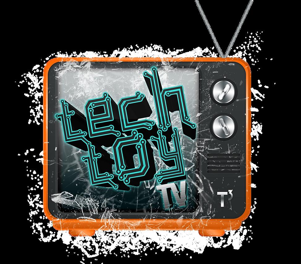 TechToyTV Logo