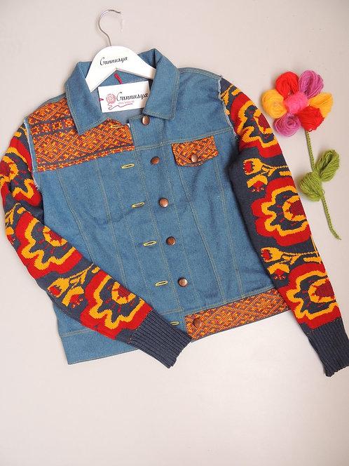 Куртка Квітка