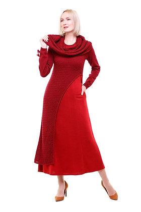 Сукня Бордо